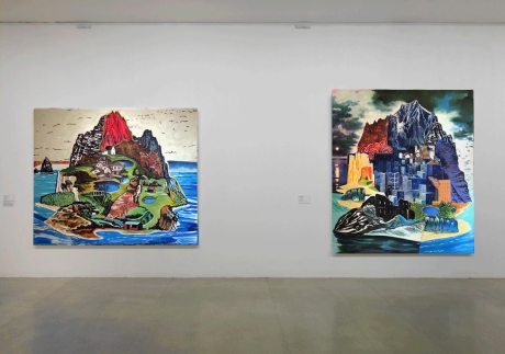 installation view II